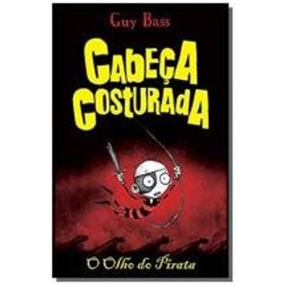 Olho Do Pirata,o - Cabeca Costurada