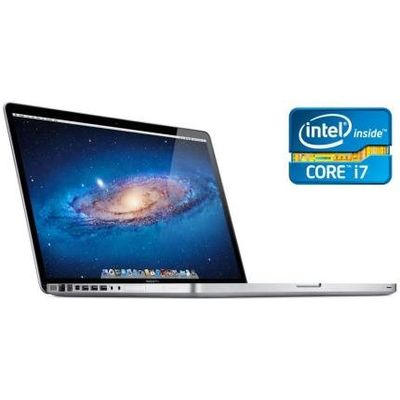 "Reembalado - MacBook Pro Md311bz/A Alumínio C/ 2ª Geração Intel® Core™ i7, 4Gb, 750Gb, LED 17.0"", Mac Os X Lion"