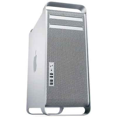 Reembalado - Computador Apple Mac Pro Md770bz/A Com Intel Xeon Quad Core, 6Gb, HD 1Tb, ATI Radeon HD