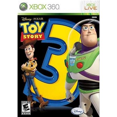 Toy Story 3 - The Video Game - X360