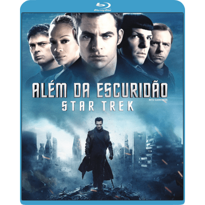Star Trek - Alem da Escuridão - Blu-ray