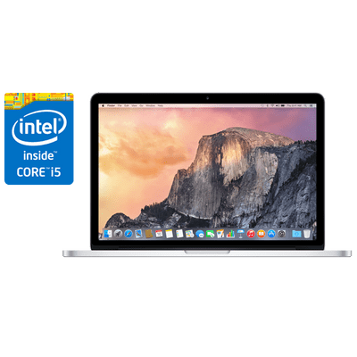 Usado - MacBook Pro Tela Retina 13.3 Mf839bz/A 5ª Ger Intel Core i5 2.7Ghz, 8 Gb, SSD 128 Gb, Os X Yosemite