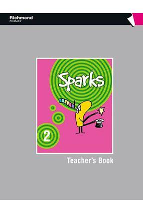 Sparks 2 - Teacher's Book + Stick Puppets - Susan House e Katherine Scott   Hoshan.org