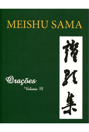 Orações - Volume III - Sama,Meishu pdf epub