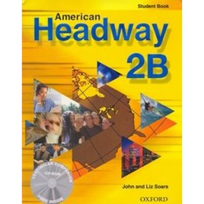 American Headway 2b - Student Book With Vestibular Companion CD-ROM
