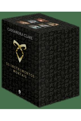 Box - Instrumentos Mortais - Edição Especial - 6 Volumes - Clare,Cassandra   Hoshan.org