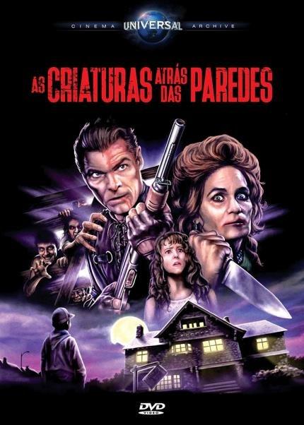 Resultado de imagem para As Criaturas Atrás das Paredes (1991)