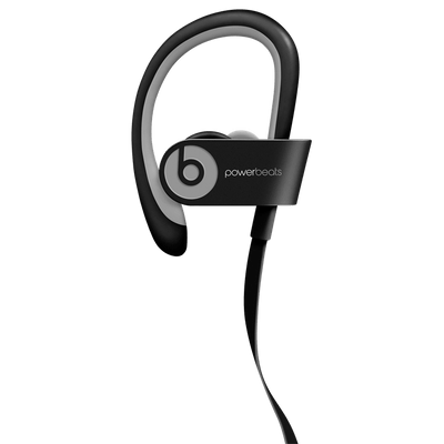 Fone de Ouvido Intra Auricular Com Microfone Sport Beats Powerbeats 2 Wireless Preto