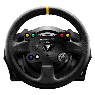 Volante e Pedais Thrustmaster  Tx Rw Leather Edition - PC - Xbox One