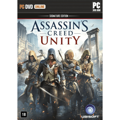 Assassin's Creed - Unity - Signature Edition - PC