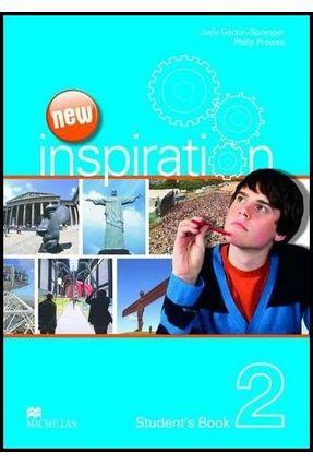 New Inspiration 2 - Student's Book - Macmillan | Tagrny.org