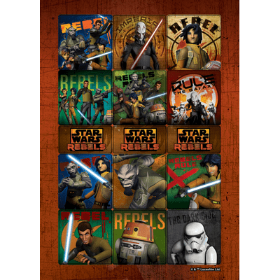 Adesivo Stickers Star Wars Rebels