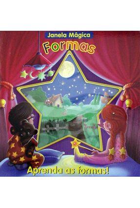 Formas - Aprenda As Formas ! Col. Janela Mágica - Editora Ciranda Cultural | Tagrny.org