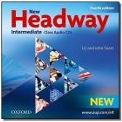 New Headway - Intermediate - Class Audio Cds - 04 Ed