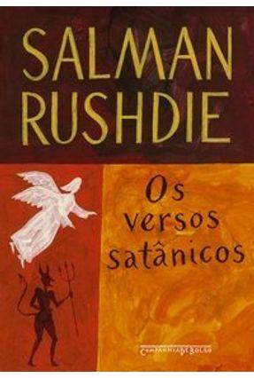 Os Versos Satânicos - Ed. De Bolso - Rushdie,Salman | Hoshan.org