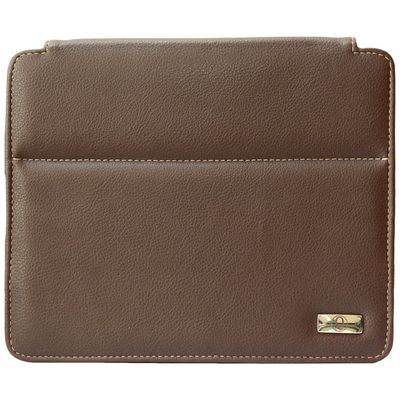 Case Folio Quest Executive Colection Cipexcmc Marrom Café Para iPad 3 e 4a Geração