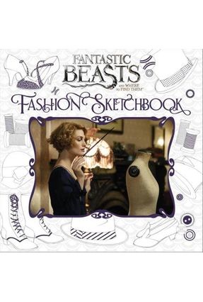 Fantastic Beasts And Where To Find Them - Fashion Sketchbook - Scholastic | Hoshan.org