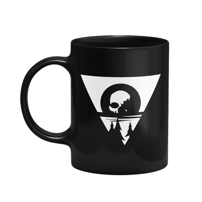 Caneca Playstation Days Gone Look Out Cor Preto 325 ml Licenciado Sony