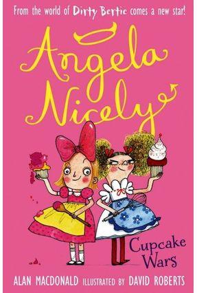 Cupcake Wars! - Angela Nicely - Macdonald,Alan   Tagrny.org
