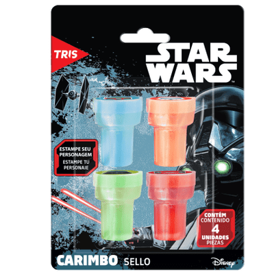 Carimbo Summit Star Wars Com 4
