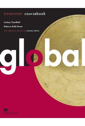 Global Elementary - Student's Book And E-workbook - Macmillan pdf epub