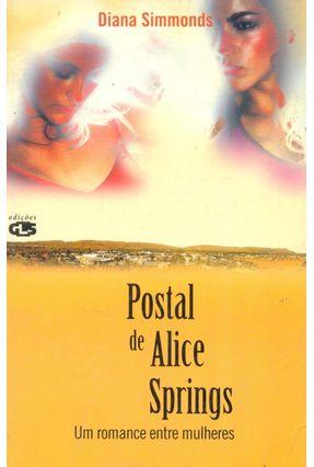 Postal De Alice Springs - Simmonds,Diana | Hoshan.org