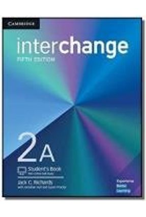 Interchange 2a - Student´s Book With Online Self-study - 05 Ed