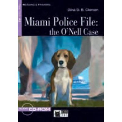 Miami Police File - The O'nell Case - Level 1 - Book + CD