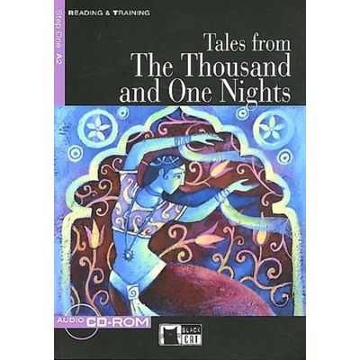 Tales From The Thousand And One Nights - Level 1 - Book + CD