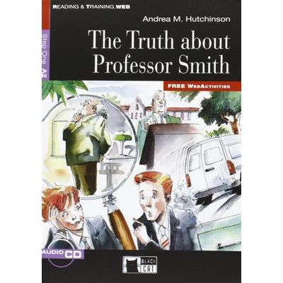 The Truth About Professor Smith - Level 1 - Book + CD