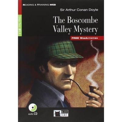 The Boscombe Valley Mystery - Level 2 - Book + CD