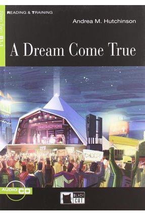 A Dream Come True - Level 2 - Book + CD - Hutchinson,Andrea | Hoshan.org