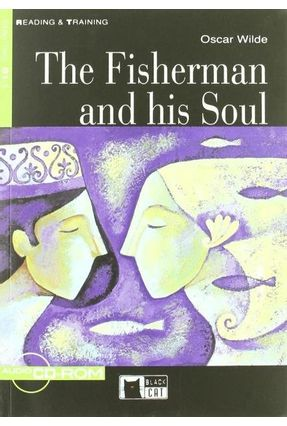The Fisherman And His Soul - Level 2 - Book + CD - Wilde,Oscar | Hoshan.org