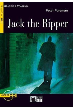 Jack The Ripper - Level 4 - Book + CD - Foreman,Peter | Hoshan.org