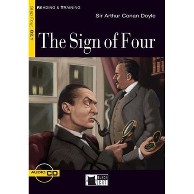 The Sign Of Four - Level 4 - Book + CD