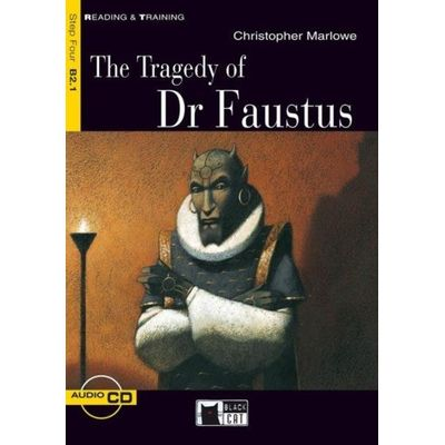 The Tragedy Of Dr. Faustus - Level 4 - Book + CD