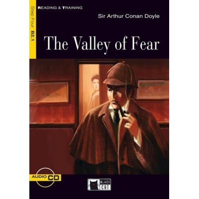 The Valley Of Fear - Level 4 - Book + CD