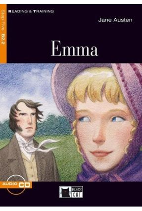 Emma - Level 5 - Book + CD - Austen,Jane | Hoshan.org