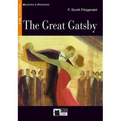 The Great Gatsby - Level 5 - Book + CD