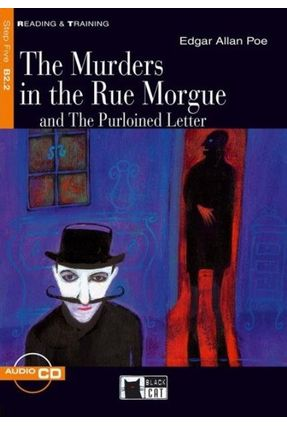 The Murders In The Rue Morgue And The Purloined - Level 5 - Book + CD - Poe,Edgar Allan | Hoshan.org