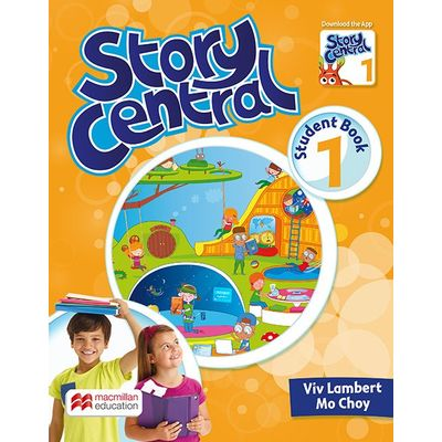 Story Central Student's Book With Ebook & Activity Pack-1