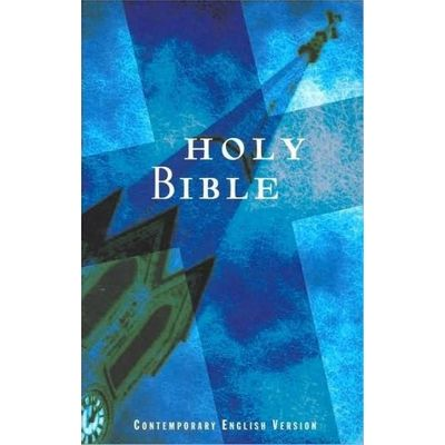 Holy Bible - Contemporary English Version