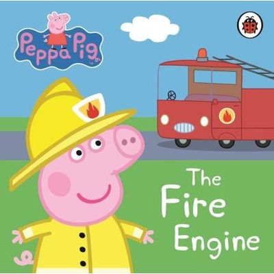 Peppa Pig - The Fire Engine - My First Storybook
