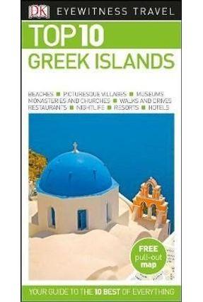 Dk Eyewitness Greek Islands Top 10 Travel Guide - Dk Travel   Hoshan.org