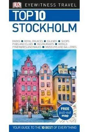 Dk Eyewitness Stockholm Top 10 Travel Guide - Dk Travel   Hoshan.org