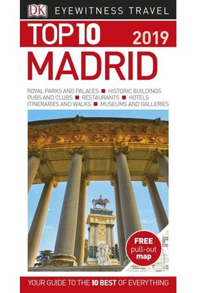 Dk Eyewitness Madrid Top 10 Travel Guide - Dk Travel | Hoshan.org