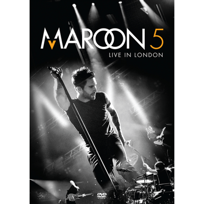 Maroon 5 - Live In London - DVD