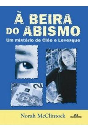 À Beira do Abismo - Série Cleo e Levesque - McClintock,Norah pdf epub