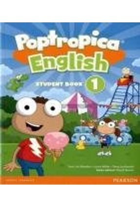 Poptropica English 1 - Student Book With Online Access Card Pack - American Edition