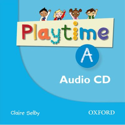 Playtime A - Audio CD